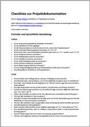 Projektdokumentation von Gerda Feldhaus (mit 100% bewertet ...