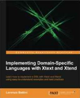 Lorenzo Bettini - Implementing Domain-Specific Languages with Xtext and Xtend (Affiliate)