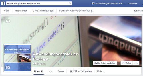 Anwendungsentwickler-Podcast bei Facebook