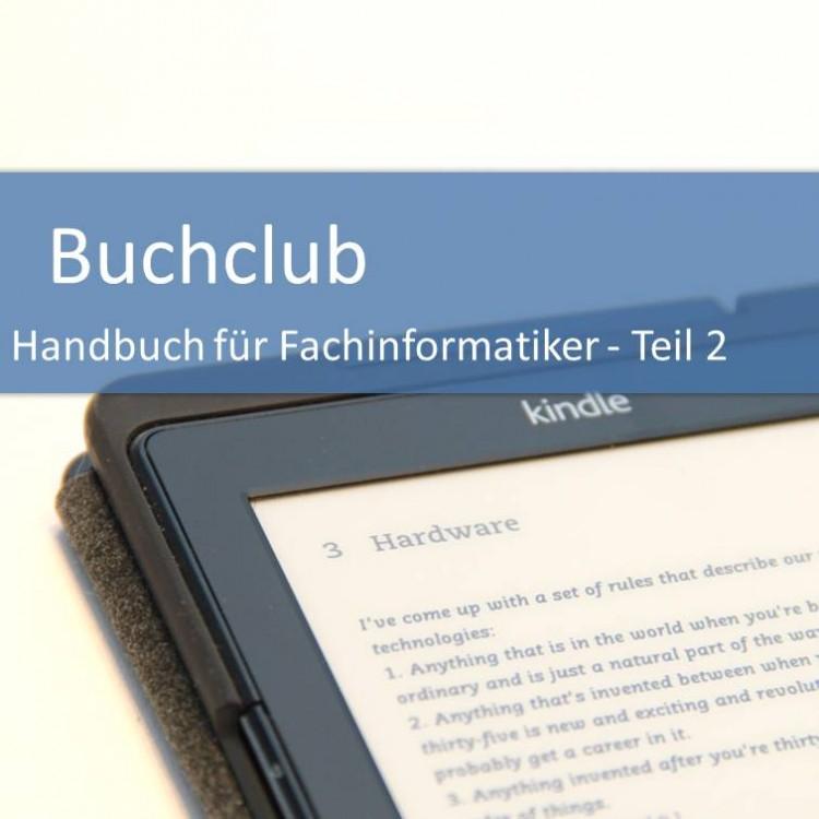 Buchclub Handbuch Fachinformatiker Teil 2