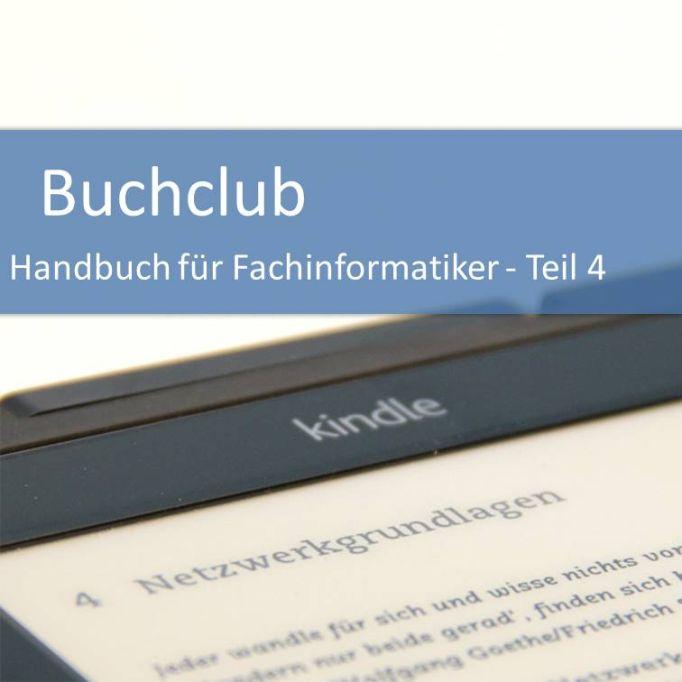 Buchclub Handbuch für Fachinformatiker Teil 4: TCP/IP
