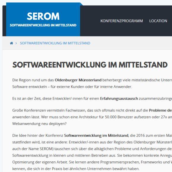 Softwareentwicklung im Mittelstand