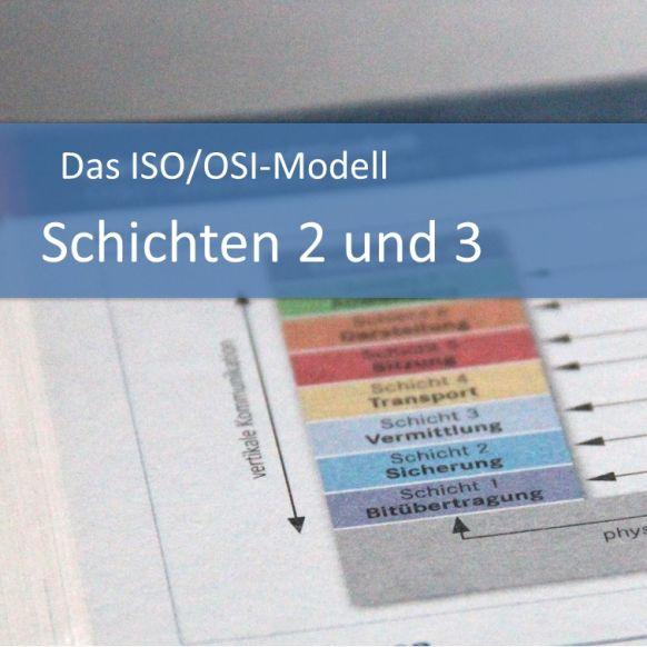 ISO/OSI-Modell: Sicherungsschicht und Vermittlungsschicht