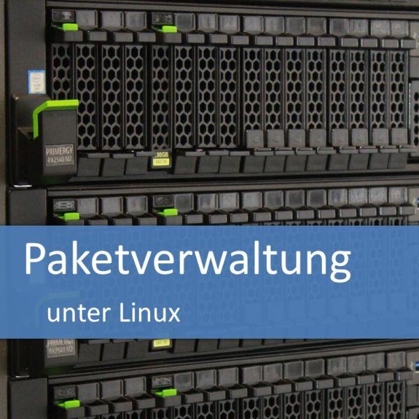 Linux-Paketverwaltung