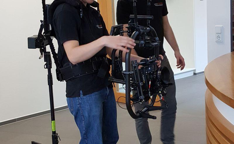 Videodreh Agenda 2050 Kamera 2