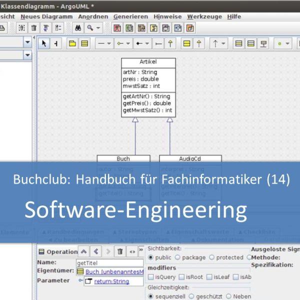 Buchclub: Handbuch für Fachinformatiker (Teil 14) - Software-Engineering und Mobile Development