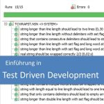 Einführung in Test Driven Development