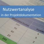 Nutzwertanalyse in der Projektdokumentation