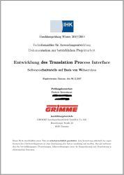 Projektdokumentation Von Frederic Reisenhauer Mit 99 Bewertet