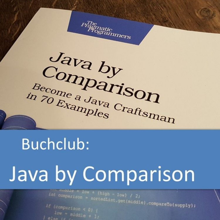 Buchclub: Java by Comparison