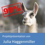 Projektpräsentation von Julia Haggenmiller (mit 99% bewertet)