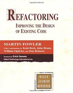 Martin Fowler - Refactoring: Improving the Design of Existing Code (Affiliate)