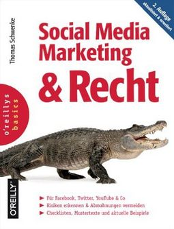 Thomas Schwenke - Social Media Marketing und Recht (Affiliate)