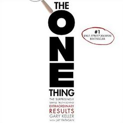 The ONE Thing: The Surprisingly Simple Truth Behind Extraordinary Results (Hörbuch-Download): Gary Keller, Jay Papasan, Timothy Miller, Claire Hamilton (Affiliate)