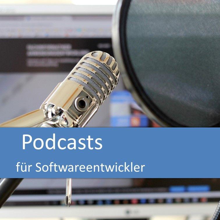 Podcasts für Softwareentwickler