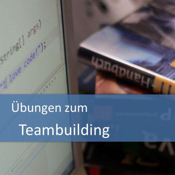 Teambuilding-Übungen