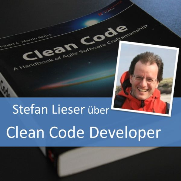 Stefan Lieser über Clean Code Developer