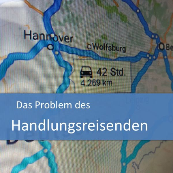 Das Traveling-Salesman-Problem