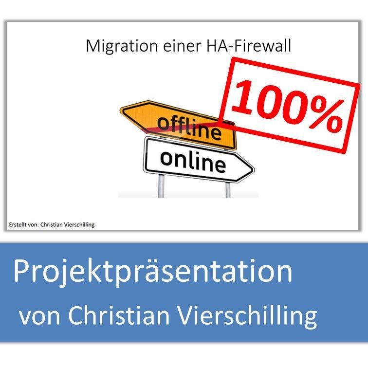 Projektpräsentation von ChristianVierschilling (mit 100% bewertet)