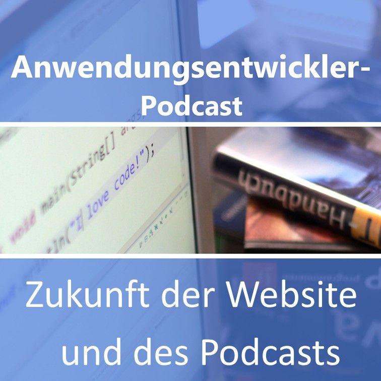 Zukunft der Website und des Podcasts