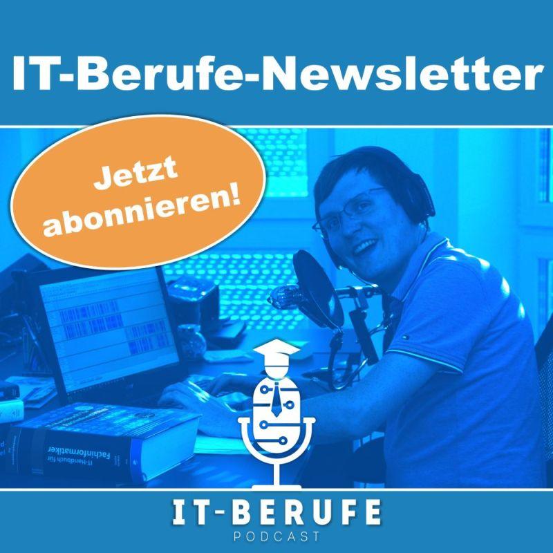 IT-Berufe-Newsletter abonnieren
