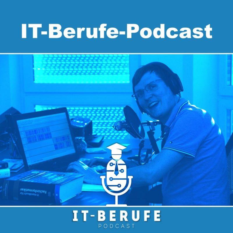 Logo des IT-Berufe-Podcasts
