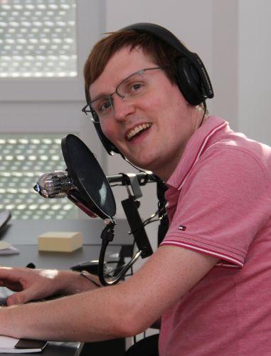 Show Host Stefan Macke