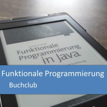 Buchclub: Funktionale Programmierung in Java