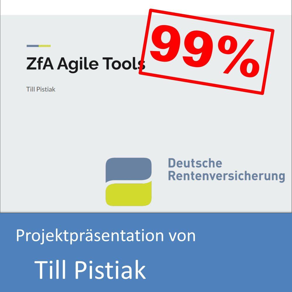 Projektpräsentation von Till Pistiak (mit 99% bewertet)