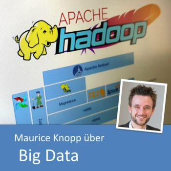 Maurice Knopp über Big Data