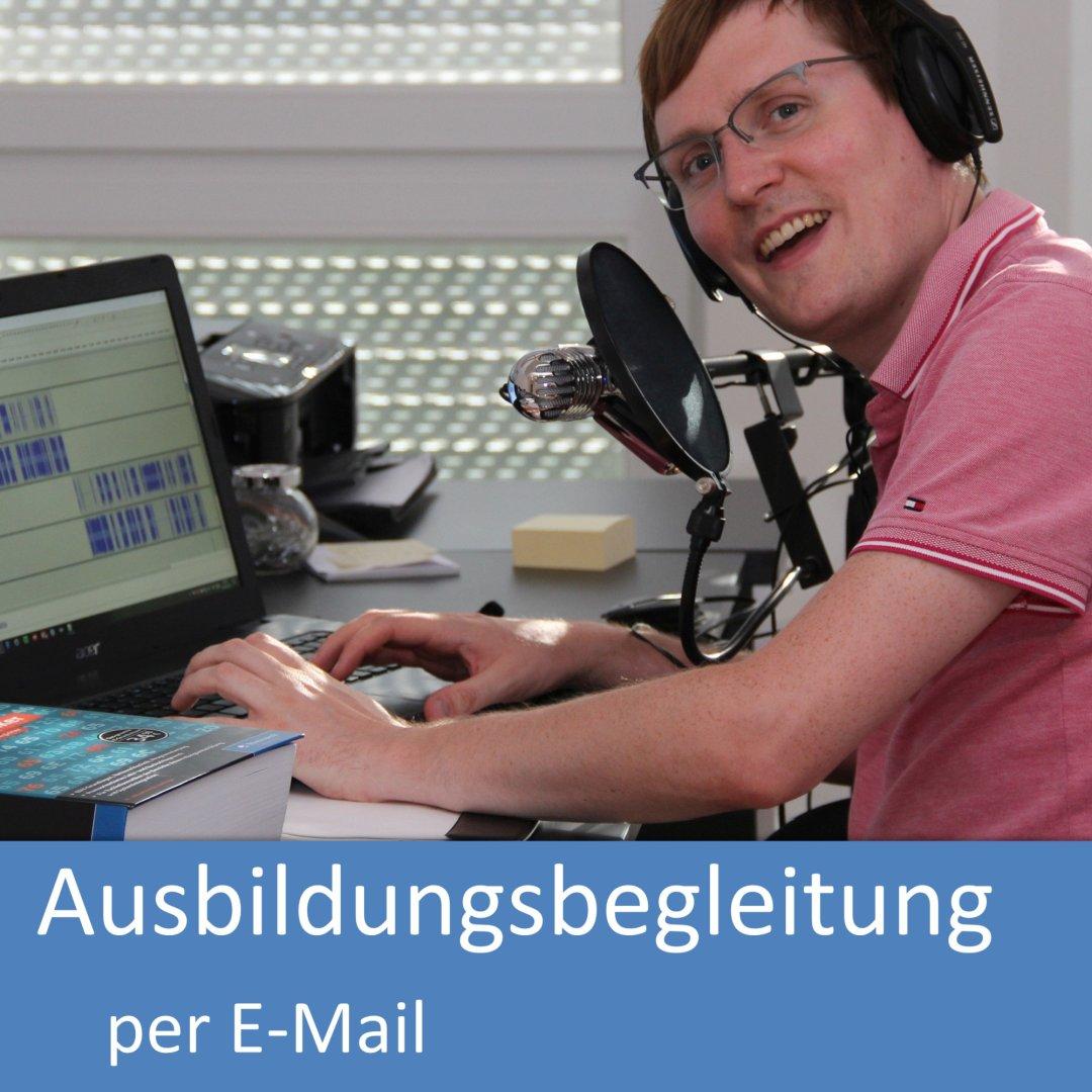 IT-Ausbildungsbegleitung per E-Mail